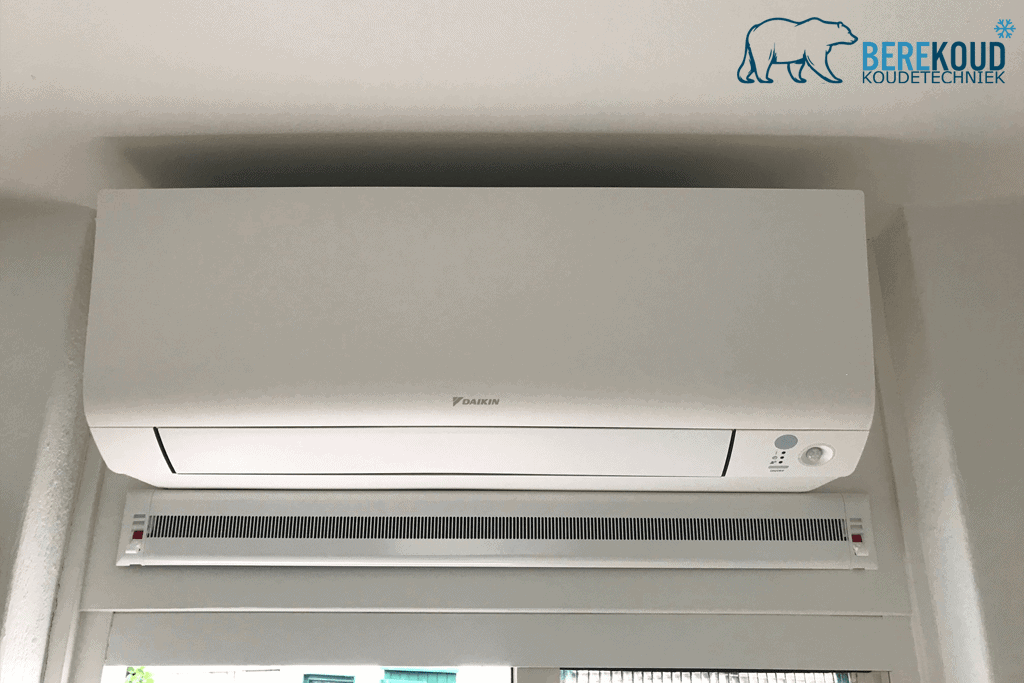 airco slaapkamer installeren