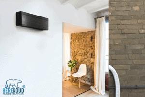 airco installeren woonkamer